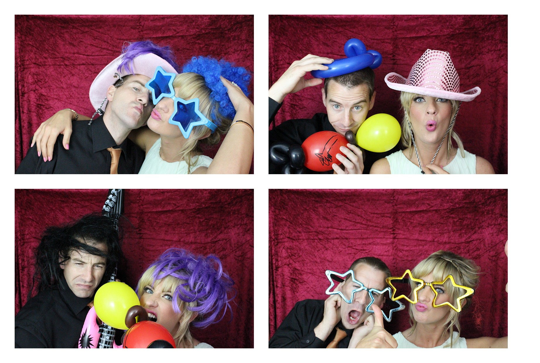 photo booth hire Godalming