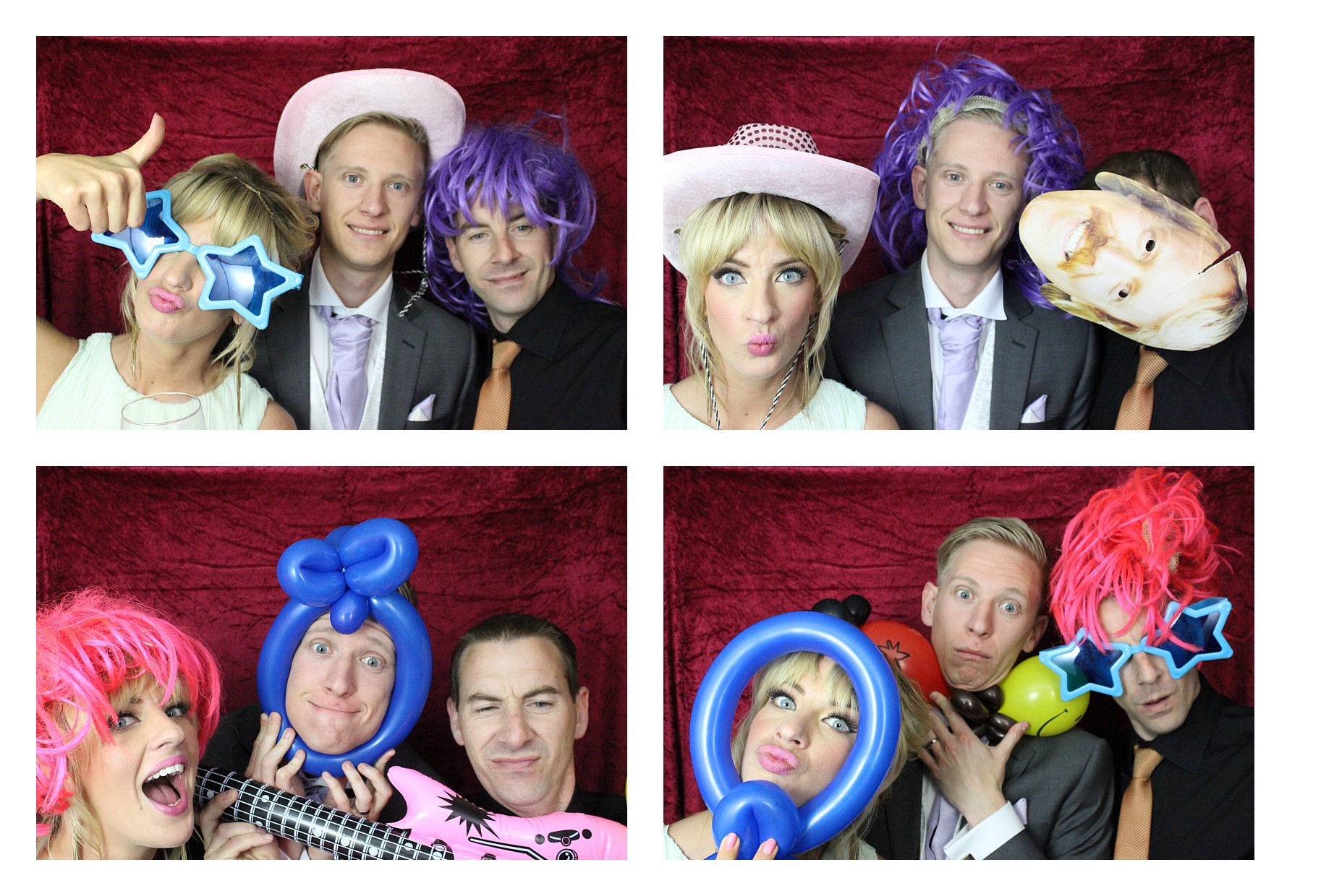 photo booth hire Leigh-on-Sea