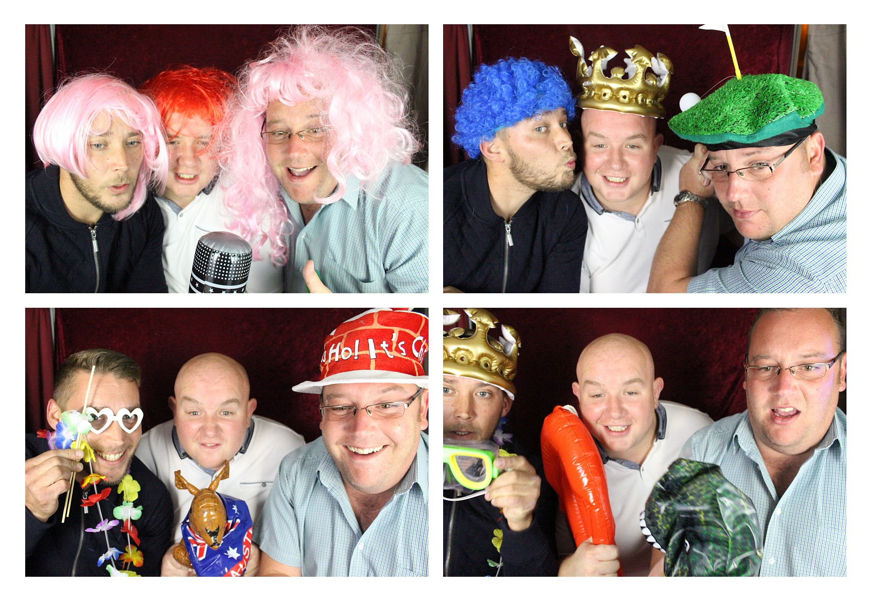 photo booth hire Banstead