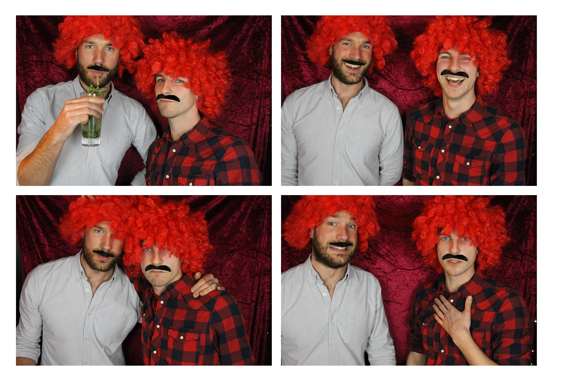photo booth hire Grays