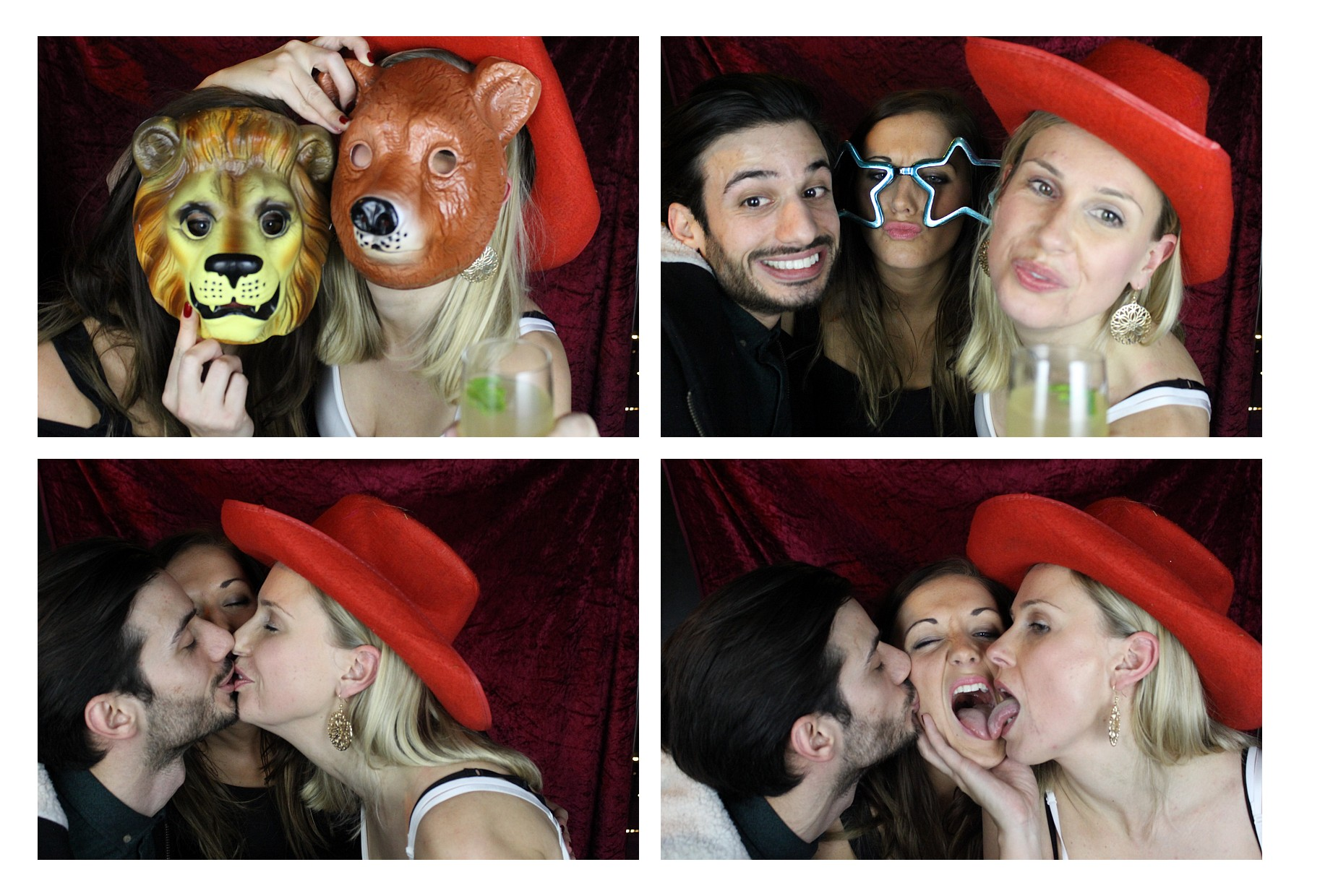 photo booth hire Woking