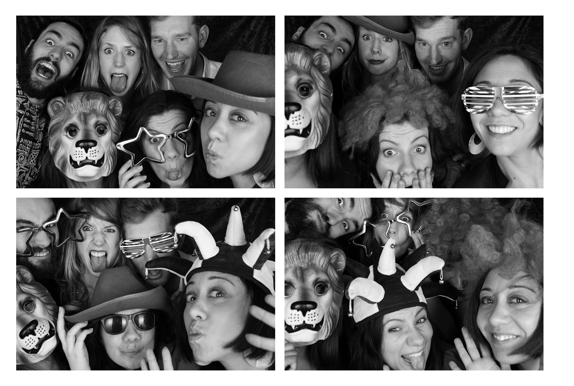 photo booth hire changeme