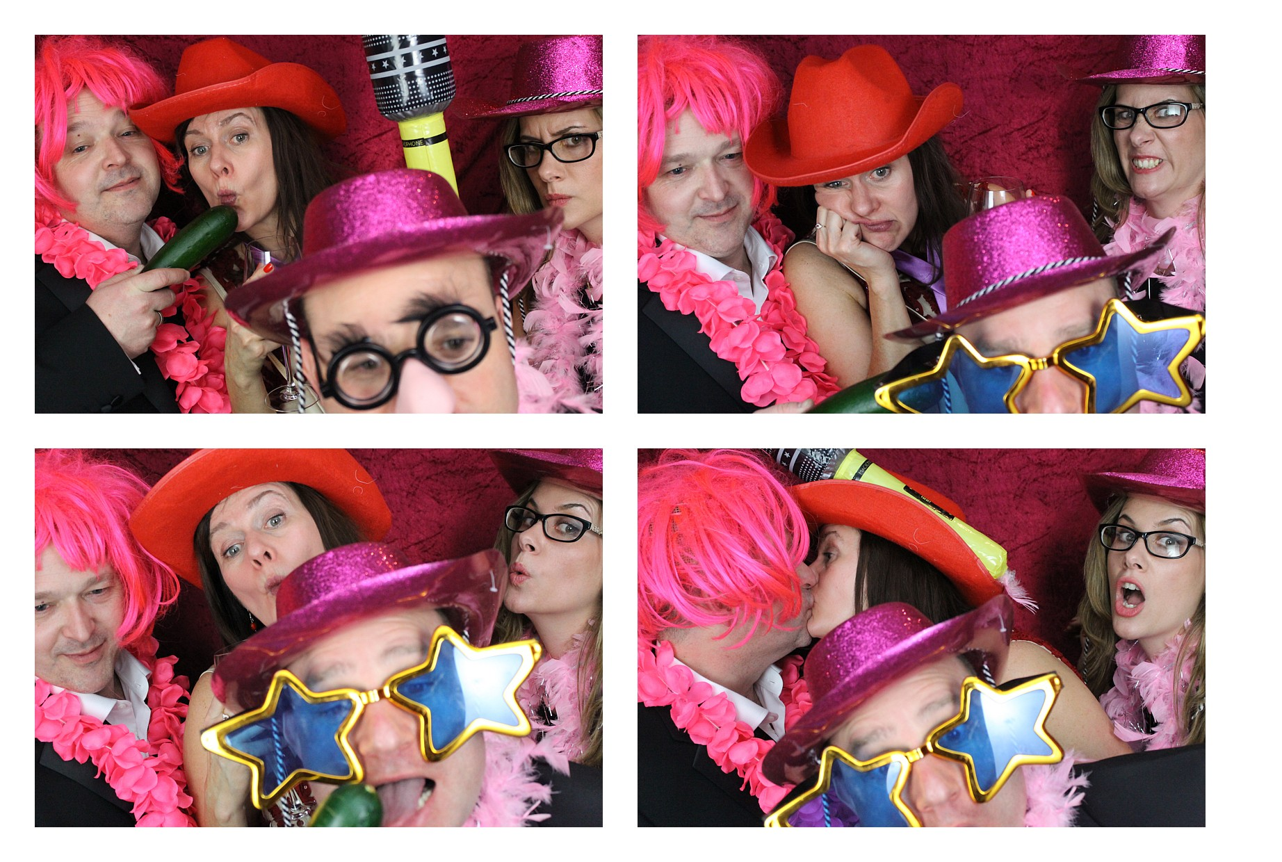 photo booth hire Hampstead