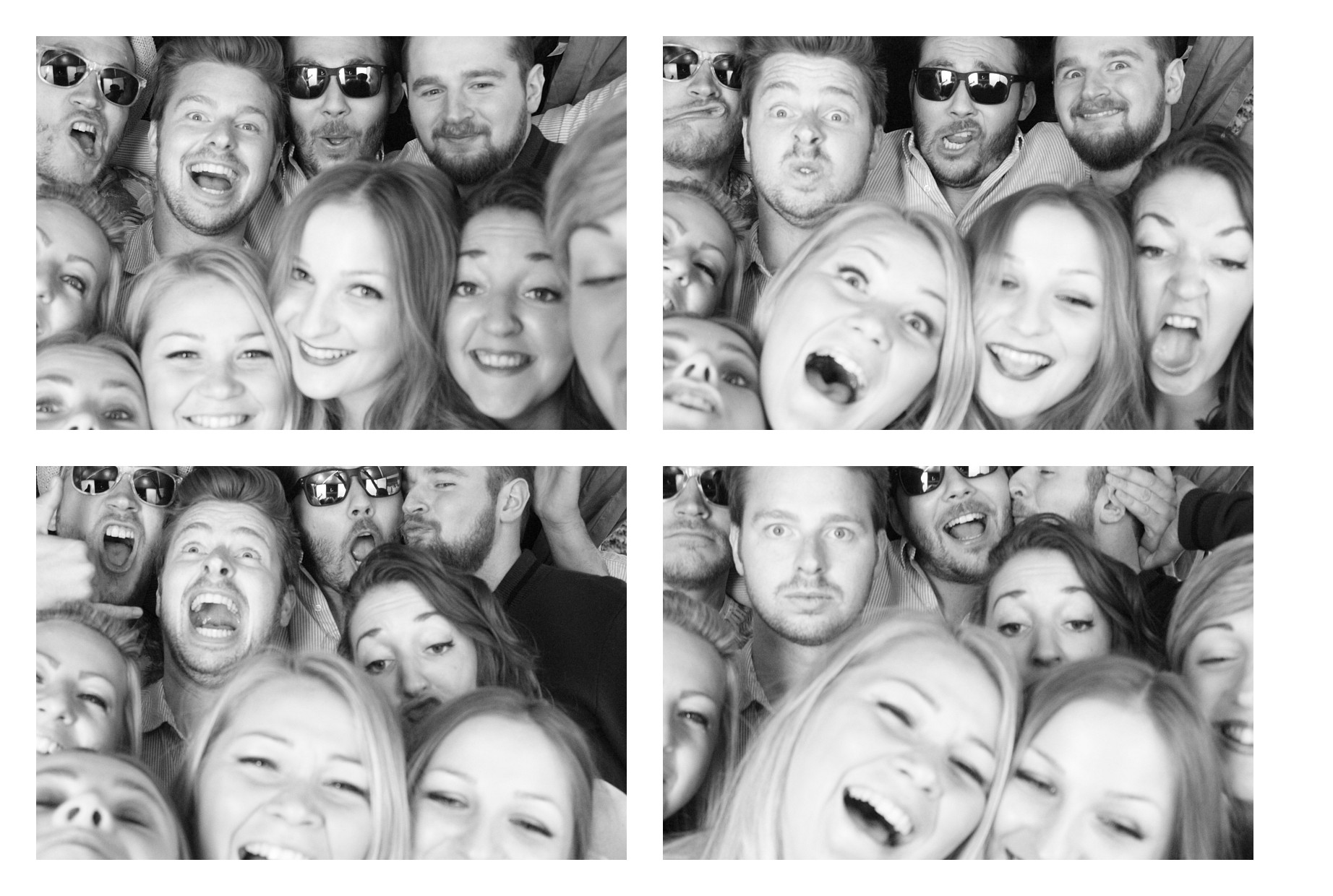 photo booth hire Tanbridge
