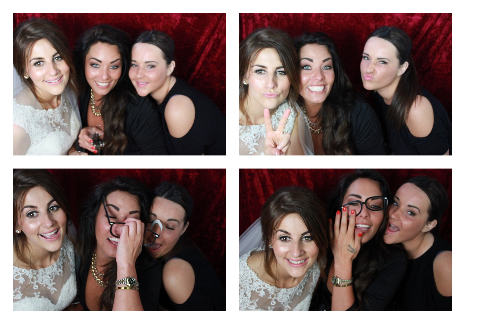 photo booth hire Rye