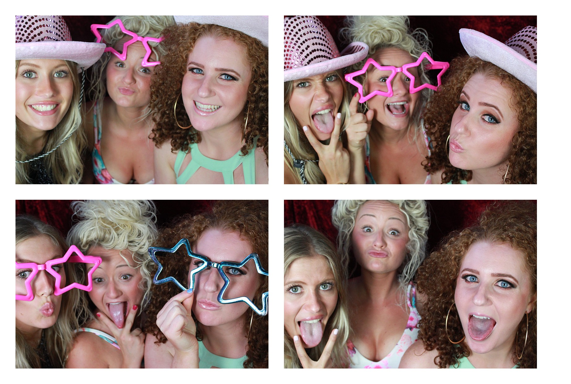 photo booth hire Great Dunmow