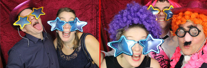 photo booth hire Rayleigh