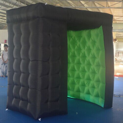 Greenscreen-Booth
